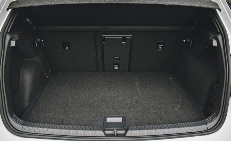 prueba del Volkswagen Golf GTI 8