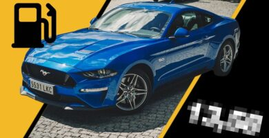 Consumo Ford Mustang GT 5.0 V8