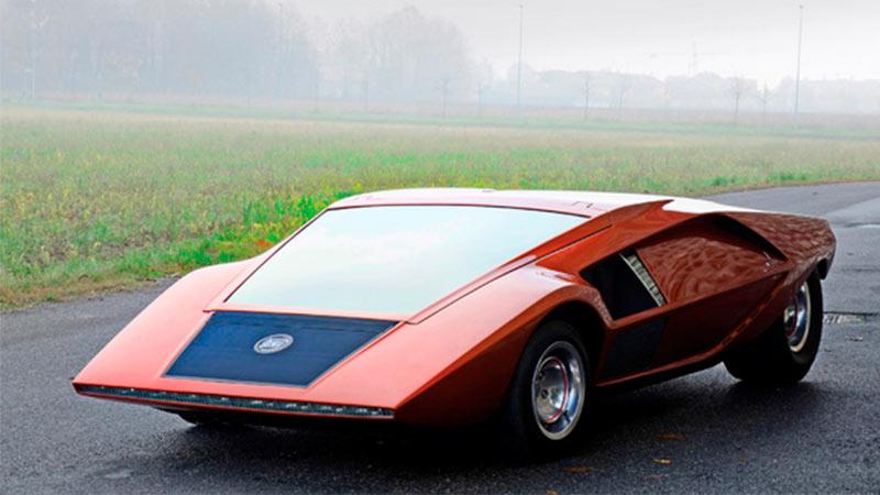 Historia Lancia Stratos
