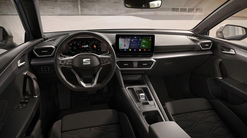 Consumo Seat León híbrido