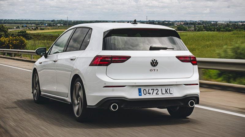 Consumo Volkswagen Golf GTI 245 CV