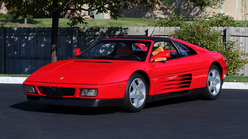 Ferrari más baratos