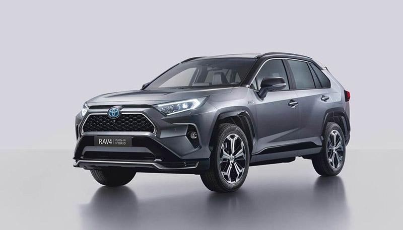 Gama Toyota 2021
