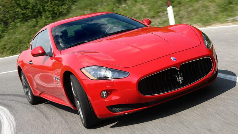 Maserati más baratos