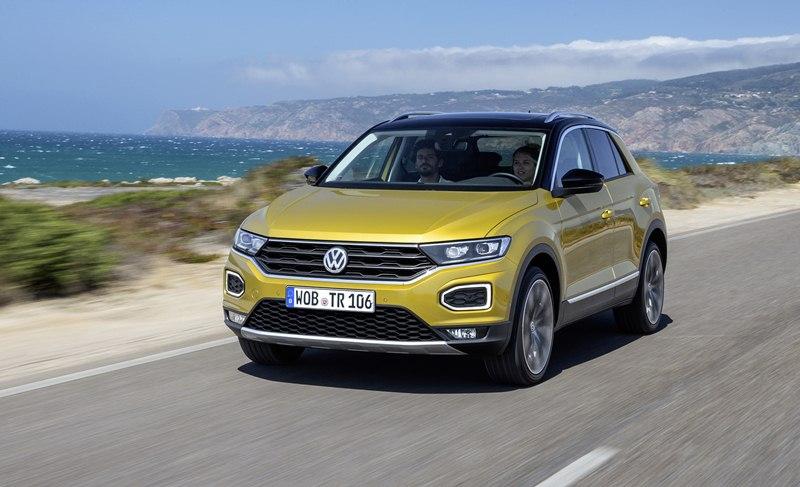 Rivales Volkswagen T-Roc