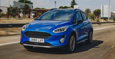Prueba del Ford Fiesta Active 2021