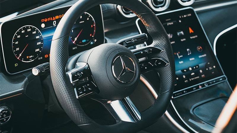 Prueba del Mercedes Clase C 220d 2021