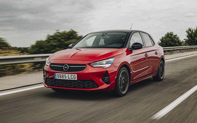 Prueba del Opel Corsa GS Line 130 CV 2021