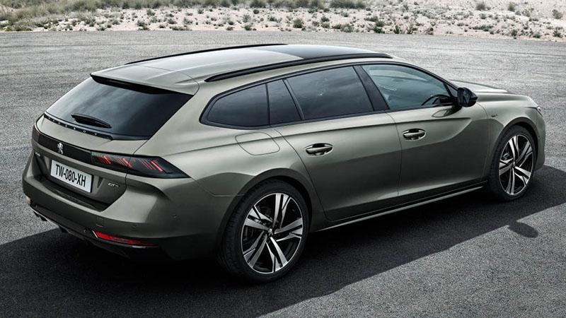 Gama Peugeot 2021