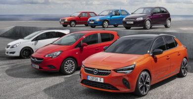 Averías comunes del Opel Corsa