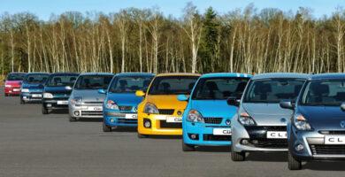 Averías comunes del Renault Clio