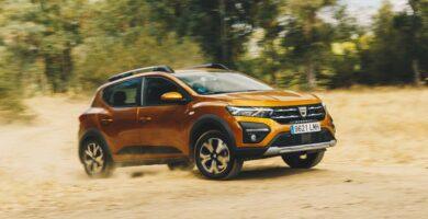 prueba del Dacia Sandero Stepway GLP 2021