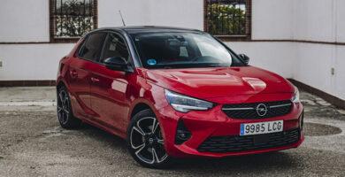 Cosas buenas Opel Corsa