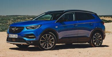 Cosas buenas Opel Grandland X