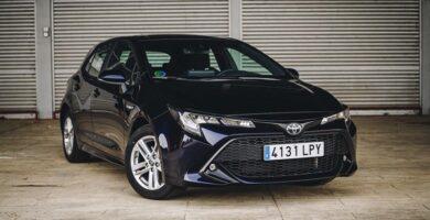 Cosas buenas Toyota Corolla