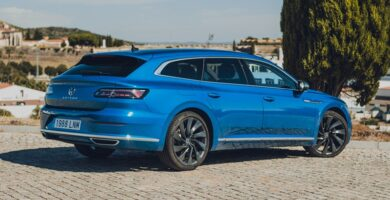 prueba del Volkswagen Arteon TDI Shooting Brake 2022